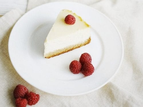raspberry pudding pie