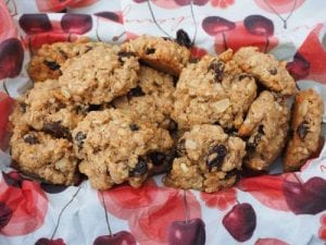 No Sugar Raisin Cookies Recipe
