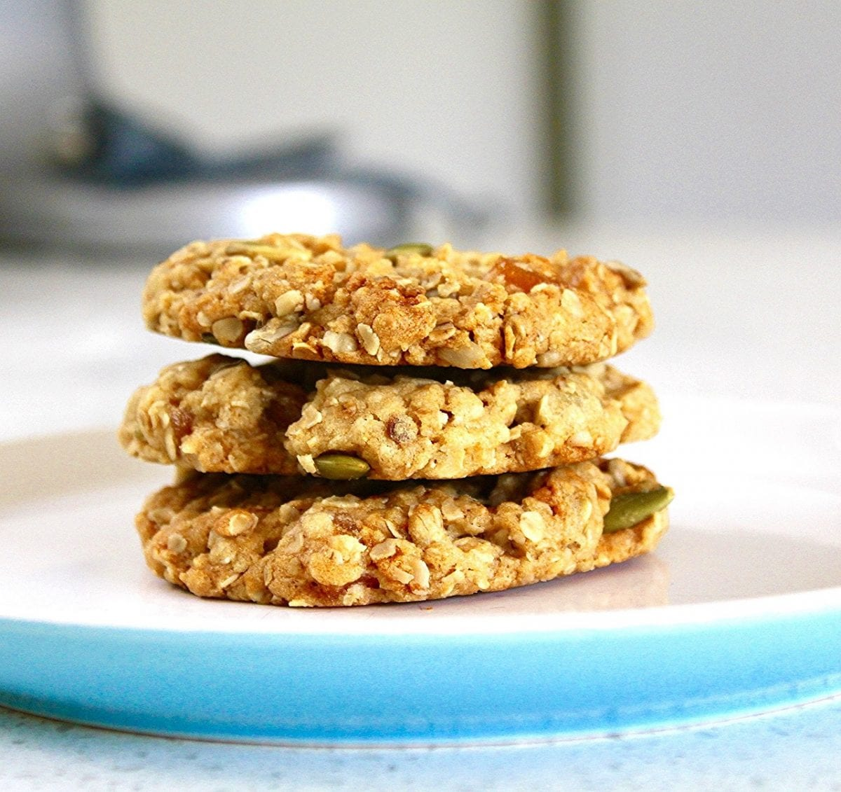 Peanut Butter Oatmeal Sandwich Cookies | Sweet Treats and More