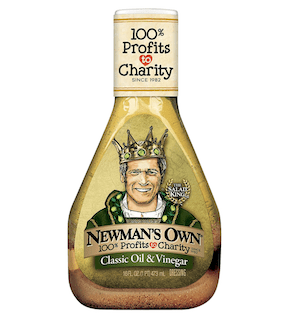 Newman's Own Classic Oil & Vinegar Salad Dressing