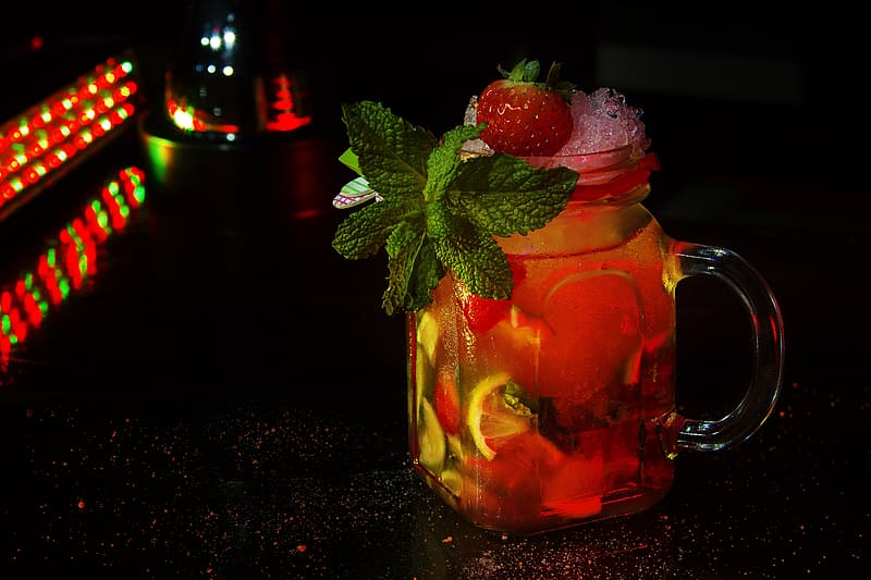 Old Fashioned Fruit Punch Recipe