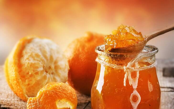 Orange Marmalade Microwave