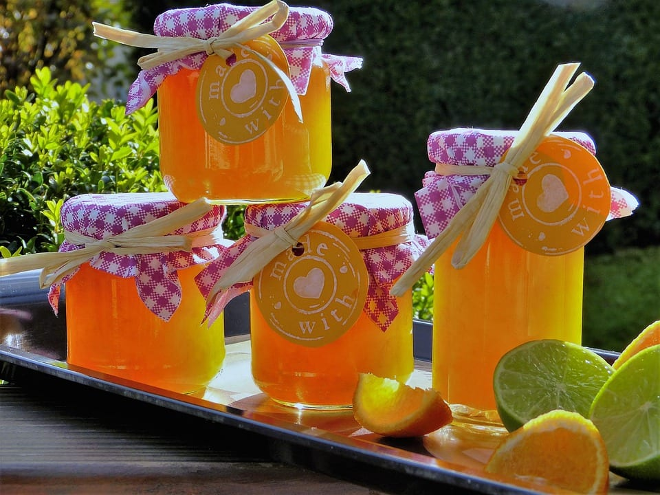 Orange Whiskey Marmalade Recipe
