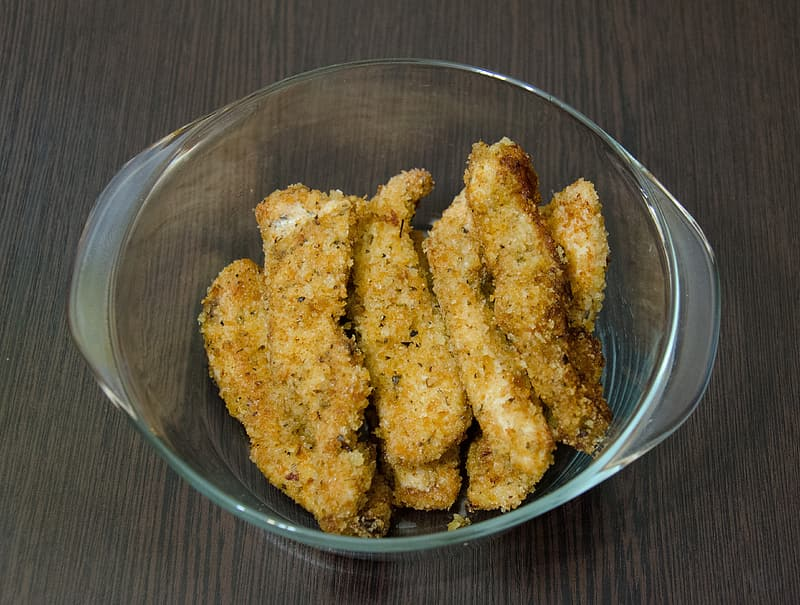Oven-Fried Dill Pickles Recipe