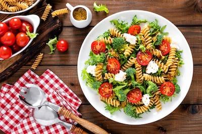 Pasta Primavera Salad Recipe
