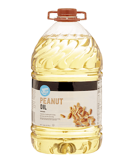 Amazon Brand - Happy Belly Peanut Oil