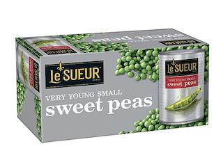Lesueur Small Sweet Peas