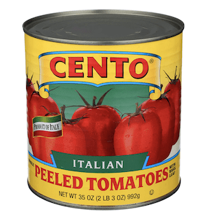 Cento Foods, Tomatoes Italian Peeled