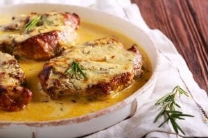 Pork Chop Casserole Recipe