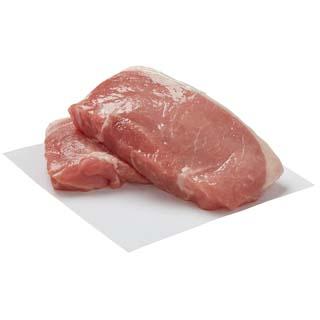 Pork Center Cut Chops Boneless