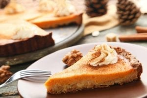 Pumpkin Mousse Pie Recipe