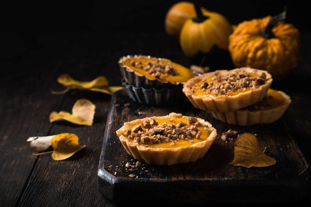Pumpkin Nut Cups Recipe