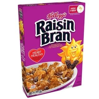 Raisin Bran Breakfast Cereal, Original
