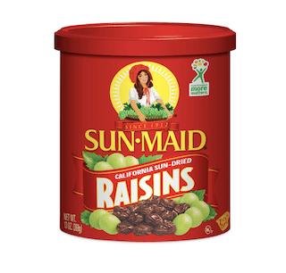 Sun-Maid Raisins - Dried Fruit Snacks