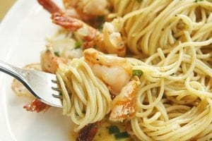 Red Lobster's Shrimp Alfredo Recipe