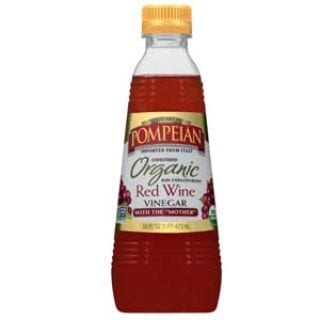 Pompeian Organic Red Wine Vinegar