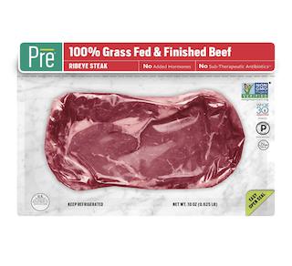 Pre, Ribeye Steak
