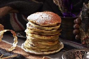 Rice Griddle Cakes Recipe