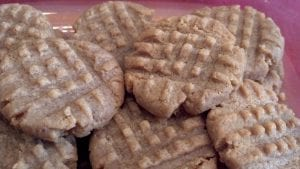 Ritzy Chocolate Peanut Butter Cookies Recipe