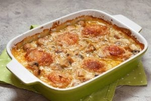 Rosemary Chicken Casserole Recipe