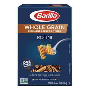 Barilla Whole Grain Pasta, Rotini