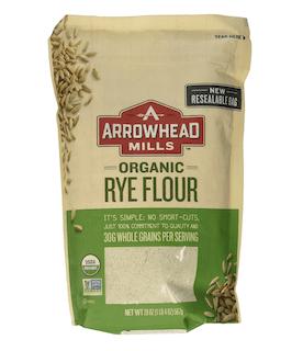 Arrowhead Mills Flour Rye Organic