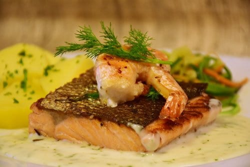 Salmon-in-a-Snap Recipe