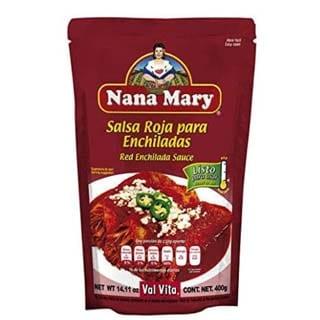 Salsa Roja~Red Sauce para Enchiladas by Nana Mary