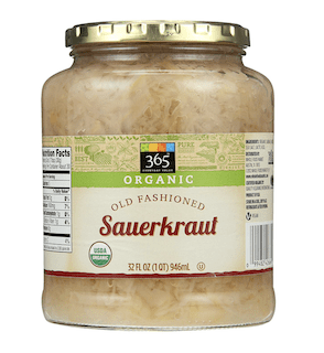 365 Everyday Value, Organic Sauerkraut