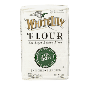 White Lily Self Rising Bleached Flour