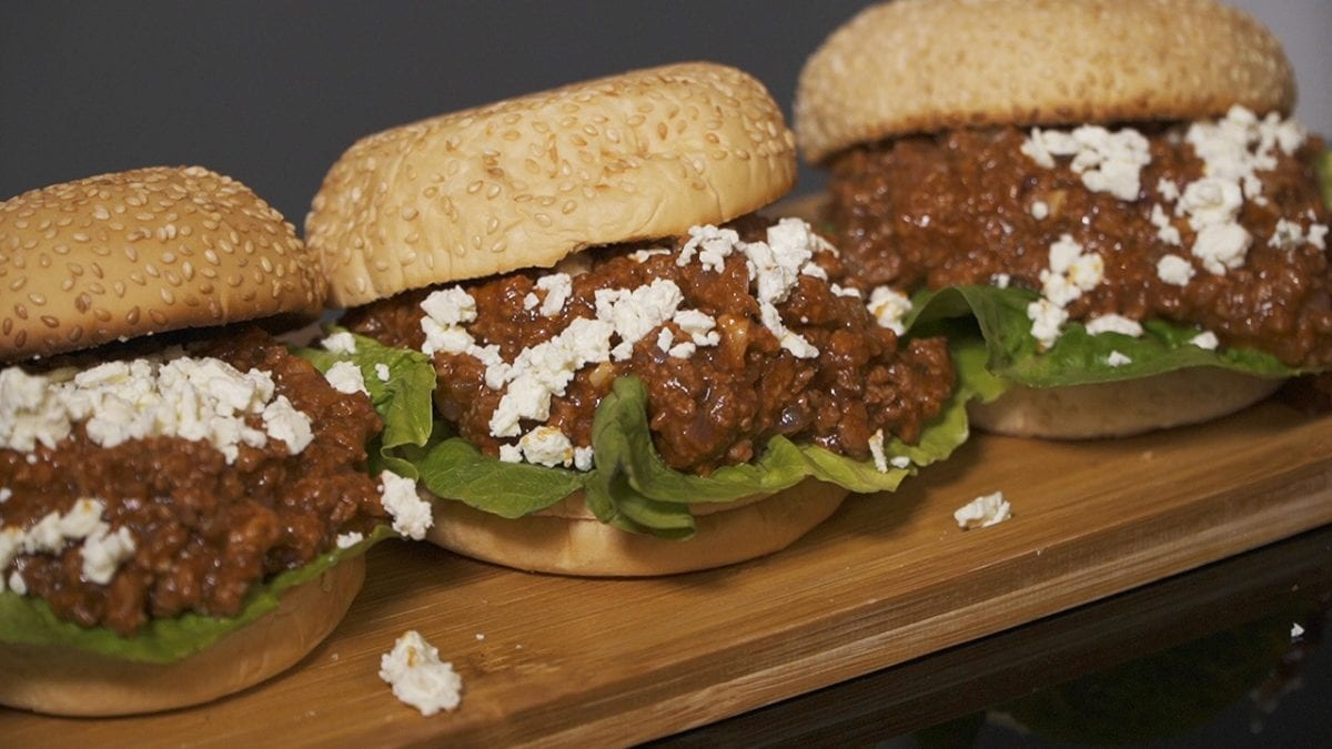 Classic Old School Sloppy Joe Recipe