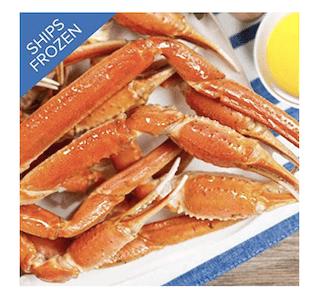 Cameron's Seafood Snow Crab Legs