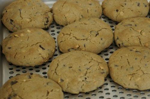 yummy spicy honey cookies