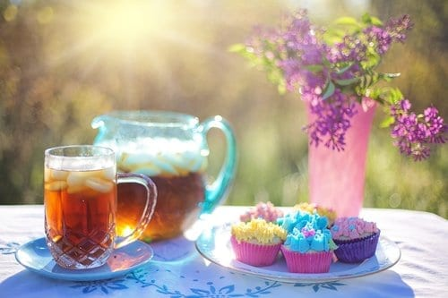 Spiffed Up Iced Tea Recipe