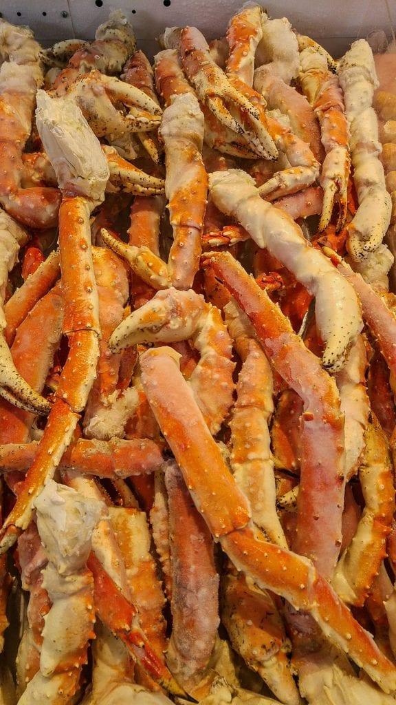 Copycat Bubba Gump's Steamed King Crab Legs Recipe