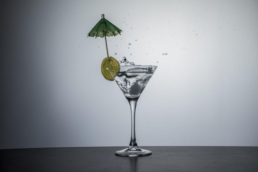 Summer Fresh Martini Recipe