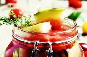 Sweet Watermelon Pickles Recipe