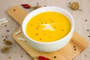 Terrific Pumpkin Bisque Recipe