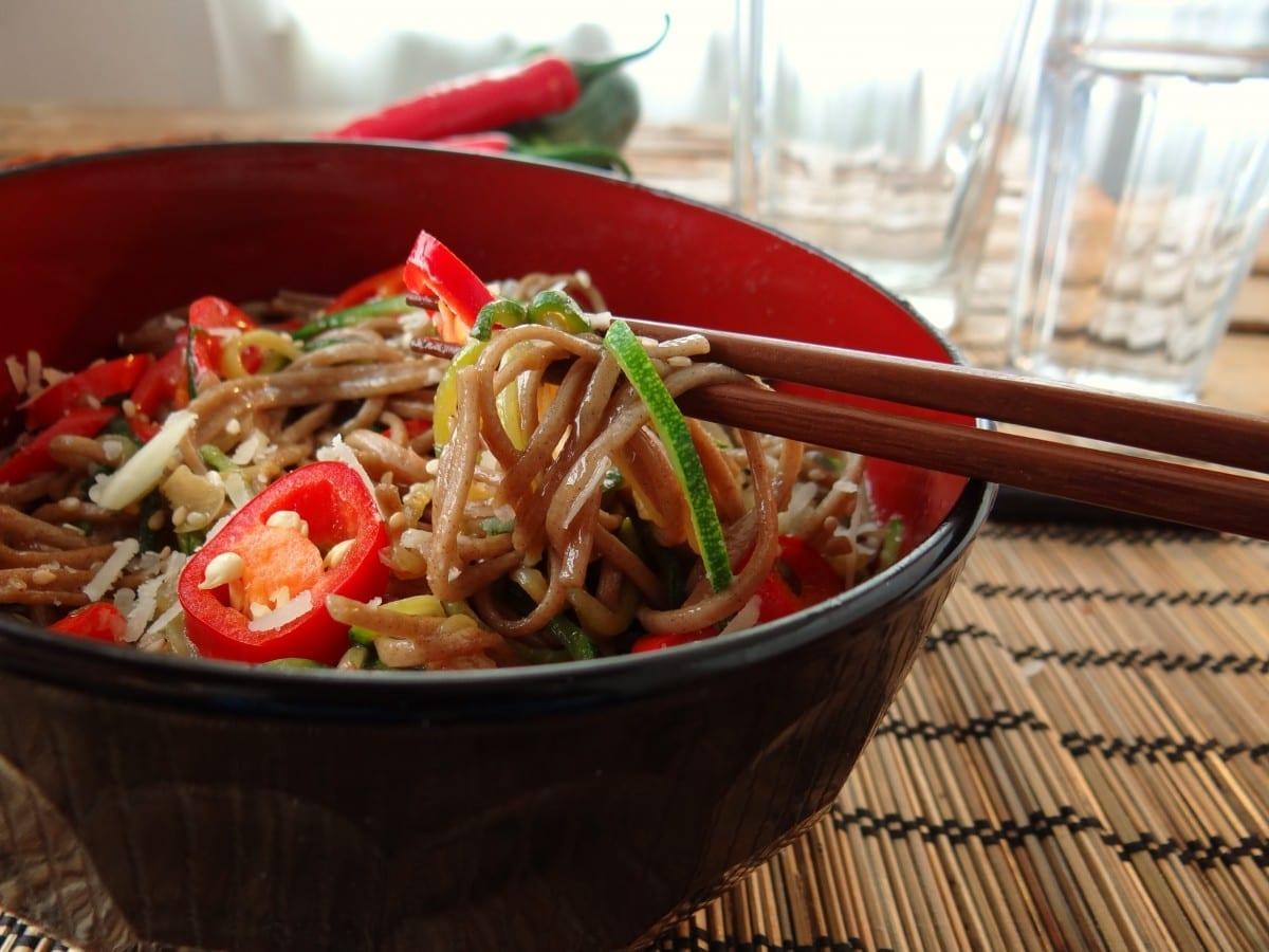 Thai Coleslaw Recipe