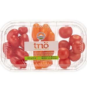 Sunset Produce Cherry Tomatoes Trio