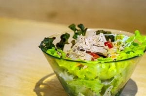 Too Lite Tuna Salad Recipe