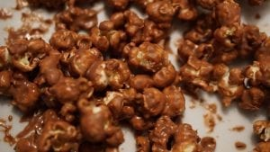 Triple Addiction Popcorn Treat Recipe
