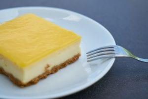 Triple Layer Lemon Bars Recipe