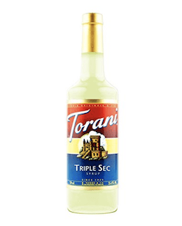 Torani Triple Sec Syrup