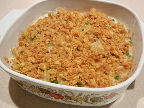 delicious tuna noodle casserole recipe