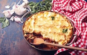 Copycat Turkey Shepherd's Pie by Katie Lee Recipe