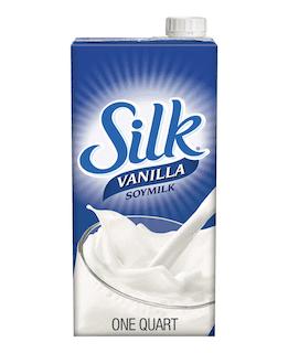 Silk, Soy Milk, Vanilla