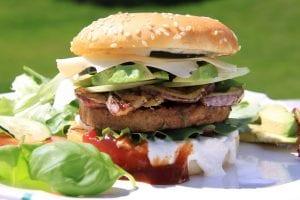 Volcano Burgers Recipe