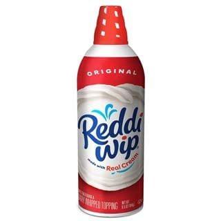 Reddi-wip Original Whipped Dairy Cream Topping