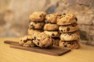 Whole Wheat Peanut Butter Chocolate Chip Cookies Recipe